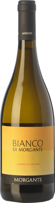 11,95 € Free Shipping | White wine Morgante Bianco Italy Nero d'Avola Bottle 75 cl
