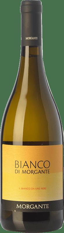 11,95 € Free Shipping | White wine Morgante Bianco Italy Nero d'Avola Bottle 75 cl