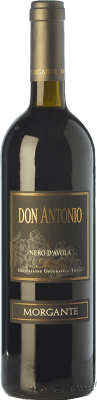 39,95 € Free Shipping | Red wine Morgante Don Antonio I.G.T. Terre Siciliane Sicily Italy Nero d'Avola Bottle 75 cl