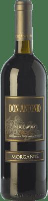 39,95 € Kostenloser Versand   Rotwein Morgante Don Antonio I.G.T. Terre Siciliane Sizilien Italien Nero d'Avola Flasche 75 cl