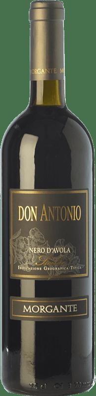39,95 € Envío gratis   Vino tinto Morgante Don Antonio I.G.T. Terre Siciliane Sicilia Italia Nero d'Avola Botella 75 cl