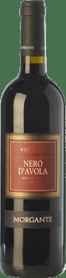 9,95 € Envío gratis   Vino tinto Morgante I.G.T. Terre Siciliane Sicilia Italia Nero d'Avola Botella 75 cl
