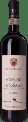 27,95 € Free Shipping | Red wine Morisfarms Riserva Reserva D.O.C.G. Morellino di Scansano Tuscany Italy Merlot, Cabernet Sauvignon, Sangiovese Bottle 75 cl