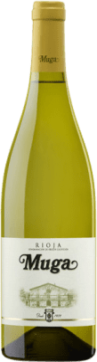 13,95 € Envoi gratuit | Vin blanc Muga Fermentado en Barrica Crianza D.O.Ca. Rioja La Rioja Espagne Viura, Malvasía Bouteille 75 cl