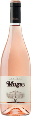 Rosé wine Muga D.O.Ca. Rioja The Rioja Spain Tempranillo, Grenache, Viura Bottle 75 cl