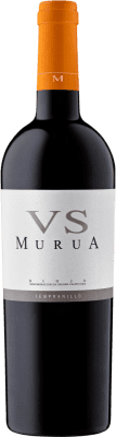 15,95 € Envoi gratuit | Vin rouge Murua Vendimia Seleccionada Crianza D.O.Ca. Rioja La Rioja Espagne Tempranillo, Graciano, Mazuelo Bouteille 75 cl