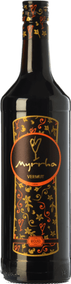 6,95 € Free Shipping | Vermouth Myrrha Rojo Catalonia Spain Missile Bottle 1 L