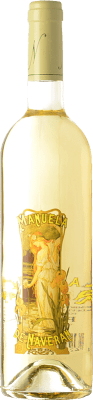 14,95 € Free Shipping | White wine Naveran Manuela Crianza D.O. Penedès Catalonia Spain Chardonnay Bottle 75 cl