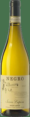 12,95 € Free Shipping | White wine Negro Angelo Serra Lupini D.O.C.G. Roero Piemonte Italy Arneis Bottle 75 cl