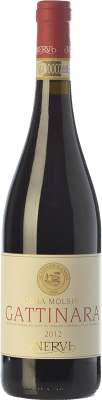 99,95 € Free Shipping | Red wine Nervi Molsino D.O.C.G. Gattinara Piemonte Italy Nebbiolo Bottle 75 cl