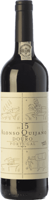 17,95 € Envoi gratuit | Vin rouge Niepoort Alonso Quijano Joven I.G. Douro Douro Portugal Touriga Franca, Touriga Nacional, Tinta Roriz, Tinta Amarela, Tinta Cão Bouteille 75 cl
