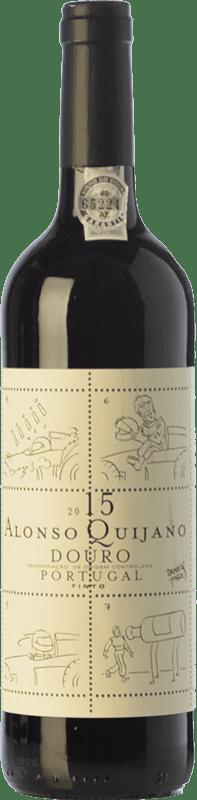 11,95 € Free Shipping | Red wine Niepoort Alonso Quijano Joven I.G. Douro Douro Portugal Touriga Franca, Touriga Nacional, Tinta Roriz, Tinta Amarela, Tinta Cão Bottle 75 cl