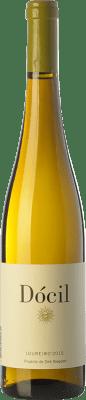17,95 € Envoi gratuit | Vin blanc Niepoort Dócil I.G. Vinho Verde Vinho Verde Portugal Loureiro Bouteille 75 cl