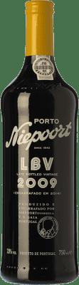 18,95 € Free Shipping | Fortified wine Niepoort LBV I.G. Porto Porto Portugal Touriga Franca, Touriga Nacional, Tinta Amarela, Tinta Cão, Sousão, Tinta Francisca Bottle 75 cl