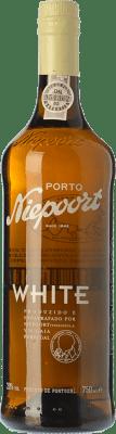 9,95 € Free Shipping | Fortified wine Niepoort White I.G. Porto Porto Portugal Malvasía, Godello, Viosinho Bottle 75 cl