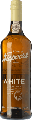 14,95 € Envoi gratuit | Vin fortifié Niepoort White I.G. Porto Porto Portugal Malvasía, Godello, Viosinho Bouteille 75 cl