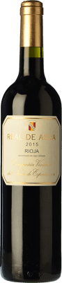 66,95 € Free Shipping | Red wine Norte de España - CVNE Real de Asúa Reserva 2011 D.O.Ca. Rioja The Rioja Spain Tempranillo Bottle 75 cl