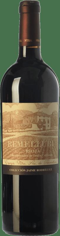 52,95 € Free Shipping | Red wine Ntra. Sra de Remelluri Colección Jaime Rodríguez Crianza 2004 D.O.Ca. Rioja The Rioja Spain Tempranillo, Grenache Bottle 75 cl