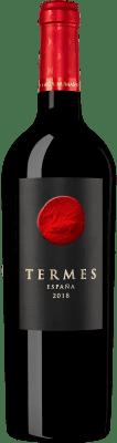 19,95 € Envoi gratuit | Vin rouge Numanthia Termes Crianza D.O. Toro Castille et Leon Espagne Tinta de Toro Bouteille 75 cl