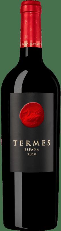 19,95 € Free Shipping   Red wine Numanthia Termes Crianza D.O. Toro Castilla y León Spain Tinta de Toro Bottle 75 cl