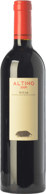 19,95 € Free Shipping | Red wine Obalo Altino Joven 2009 D.O.Ca. Rioja The Rioja Spain Tempranillo Bottle 75 cl