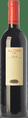 16,95 € Kostenloser Versand | Rotwein Obalo Altino Joven D.O.Ca. Rioja La Rioja Spanien Tempranillo Flasche 75 cl