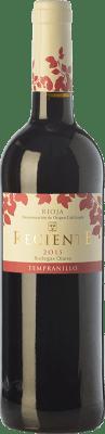 5,95 € Kostenloser Versand | Rotwein Olarra Reciente Joven D.O.Ca. Rioja La Rioja Spanien Tempranillo Flasche 75 cl