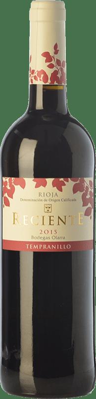 5,95 € Free Shipping | Red wine Olarra Reciente Joven D.O.Ca. Rioja The Rioja Spain Tempranillo Bottle 75 cl