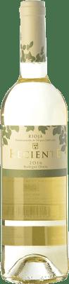 7,95 € Free Shipping | White wine Olarra Reciente Joven D.O.Ca. Rioja The Rioja Spain Viura Bottle 75 cl