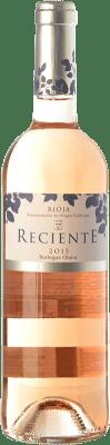 5,95 € Kostenloser Versand | Rosé-Wein Olarra Reciente Joven D.O.Ca. Rioja La Rioja Spanien Tempranillo Flasche 75 cl