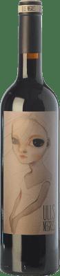 7,95 € Envío gratis | Vino tinto Oliveda Ulls Negres Joven D.O. Empordà Cataluña España Garnacha Botella 75 cl