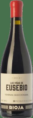 47,95 € Free Shipping | Red wine Olivier Rivière Las Viñas de Eusebio Crianza D.O.Ca. Rioja The Rioja Spain Tempranillo Bottle 75 cl