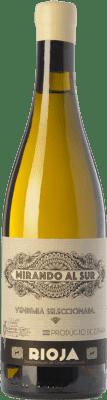 88,95 € Free Shipping | White wine Olivier Rivière Mirando al Sur Crianza D.O.Ca. Rioja The Rioja Spain Viura Bottle 75 cl