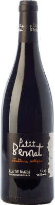 8,95 € Free Shipping | Red wine Oller del Mas Petit Bernat Joven D.O. Pla de Bages Catalonia Spain Merlot, Syrah, Cabernet Franc Bottle 75 cl