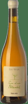 36,95 € Free Shipping | White wine Oriol Artigas Peça d'en Blanch Blanc Spain Xarel·lo, Pansa Rosé Bottle 75 cl