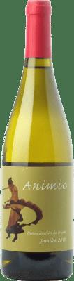 7,95 € Free Shipping | White wine Orowines Anímic D.O. Jumilla Castilla la Mancha Spain Muscatel Small Grain Bottle 75 cl