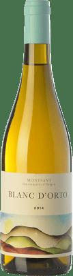 18,95 € Free Shipping | White wine Orto Blanc D.O. Montsant Catalonia Spain Grenache White Bottle 75 cl
