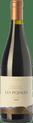 43,95 € Free Shipping | Red wine Orto Les Pujoles Crianza D.O. Montsant Catalonia Spain Tempranillo Bottle 75 cl