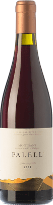 52,95 € Free Shipping | Red wine Orto Palell Crianza D.O. Montsant Catalonia Spain Grenache Hairy Bottle 75 cl