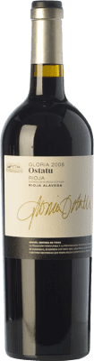 37,95 € Kostenloser Versand   Rotwein Ostatu Gloria Reserva 2008 D.O.Ca. Rioja La Rioja Spanien Tempranillo Flasche 75 cl
