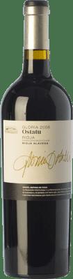 37,95 € Envío gratis | Vino tinto Ostatu Gloria Reserva D.O.Ca. Rioja La Rioja España Tempranillo Botella 75 cl