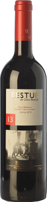 9,95 € Free Shipping | Red wine Otto Bestué Finca Rableros Joven D.O. Somontano Aragon Spain Tempranillo, Cabernet Sauvignon Bottle 75 cl