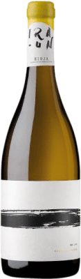 35,95 € Envoi gratuit | Vin blanc Oxer Bastegieta Iraun Crianza D.O.Ca. Rioja La Rioja Espagne Viura Bouteille 75 cl