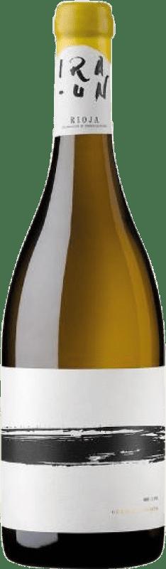 35,95 € Free Shipping | White wine Oxer Wines Iraun Crianza D.O.Ca. Rioja The Rioja Spain Viura Bottle 75 cl