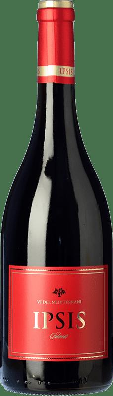 4,95 € Free Shipping | Red wine Padró Ipsis Selección Joven D.O. Tarragona Catalonia Spain Tempranillo Bottle 75 cl