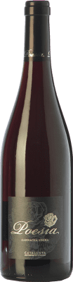 4,95 € Free Shipping | Red wine Padró Poesía Tinta Joven D.O. Catalunya Catalonia Spain Grenache Bottle 75 cl