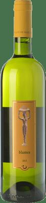 12,95 € Free Shipping | White wine Pagani de Marchi Blumea I.G.T. Toscana Tuscany Italy Vermentino Bottle 75 cl