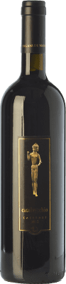 29,95 € Free Shipping | Red wine Pagani de Marchi Casalvecchio I.G.T. Toscana Tuscany Italy Cabernet Sauvignon Bottle 75 cl