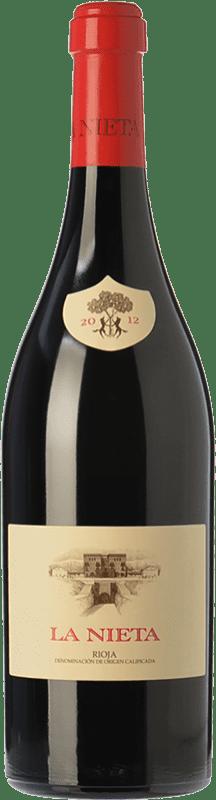 179,95 € Envío gratis | Vino tinto Páganos La Nieta Crianza D.O.Ca. Rioja La Rioja España Tempranillo Botella Mágnum 1,5 L