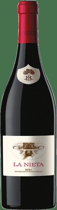 75,95 € Envío gratis | Vino tinto Páganos La Nieta Crianza D.O.Ca. Rioja La Rioja España Tempranillo Botella 75 cl